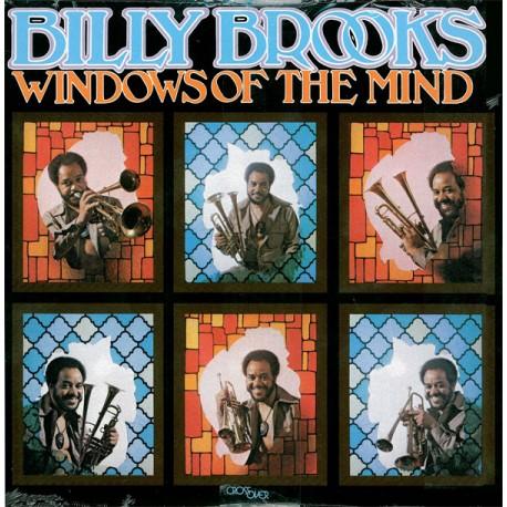 Billy Brooks – Windows Of The Mind - LP Vinyl Album - Jazz Funk Music