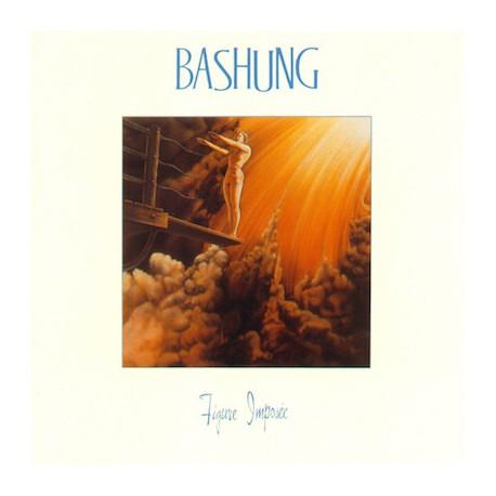 Alain Bashung - Figure Imposée - LP Vinyl Album - Coloured Yellow - Rock Français