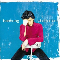 Alain Bashung ‎– Chatterton - LP Vinyl Album - Coloured Red - Rock Français