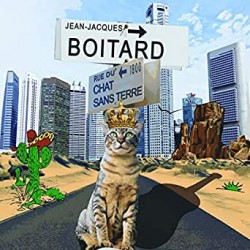 Jean Jacques Boitard - Chat Sans Terre - LP Vinyl Album - Folk Music