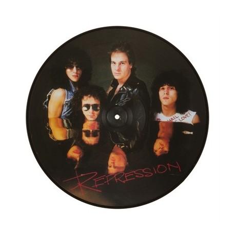 Trust - Préfabriqués -  Répression - Idéal - Rock'n Roll - LP Vinyl Album -Picture Disc - Rock Français