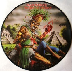 Iron Maiden ‎– The Heart Of The Beast - LP Vinyl Album - Picture Disc - Heavy Metal