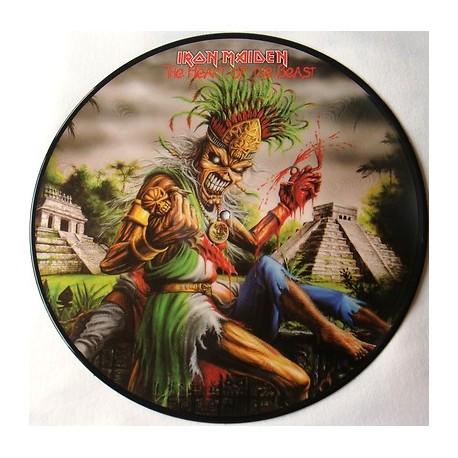 Iron Maiden – The Heart Of The Beast - LP Vinyl Album - Picture Disc - Heavy Metal
