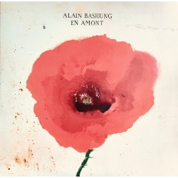 Alain Bashung ‎– En Amont - Double LP Vinyl Album - Coloured Red - Rock Français