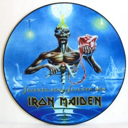 Iron Maiden ‎– Seventh Son Of A Seventh Son - LP Vinyl Album - Picture Disc - Heavy Metal