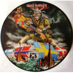 Iron Maiden ‎– Northblood - LP Vinyl Album - Picture Disc - Heavy Metal