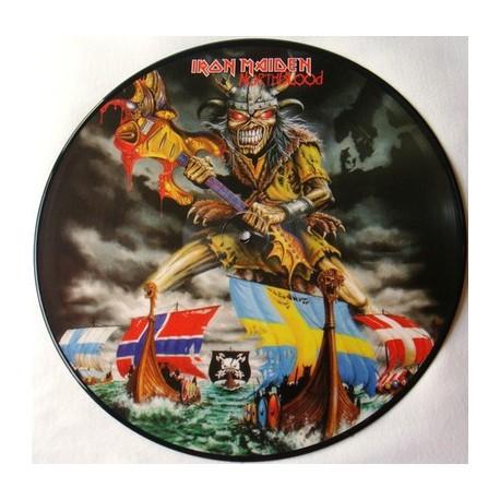 Iron Maiden – Northblood - LP Vinyl Album - Picture Disc - Heavy Metal