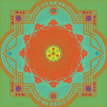 Grateful Dead - Buffalo 5/9/77 -Vinyl Boxset 5LP - Progressive Rock - Record Store Day