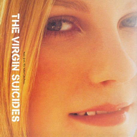 The Virgin Suicides - LP Vinyl Album - OST Soundtrack - Record Store Day