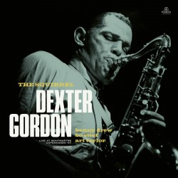 Dexter Gordon - The Squirrel - Double LP Vinyl Album - Record Store Day - Jazz