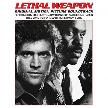 Lethal Weapon - LP Vinyl Album - Coloured Clear - Record Store Day - Blues Rock