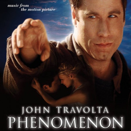 Phenomenon - Double LP Vinyl Album - Coloured Translucent Cobalt - Record Store Day - Soundtrack