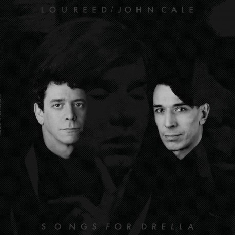 Lou Reed & John Cale - Songs For Drella - Double LP Vinyl Album - Record Store Day -Art Rock