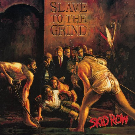 Skid Row - Slave To The Grind (Expanded) - Record Store Day - LP Vinyl Album - REcord Store day - Hard Rock Heavy Metal