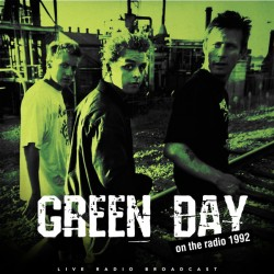 Green Day ‎– Best of Live On The Radio 1992 - LP Vinyl Album - Alternative Rock