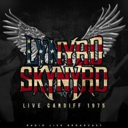 Lynyrd Skynyrd – Live Cardiff 1975 - LP Vinyl Album - Southern Rock Blues