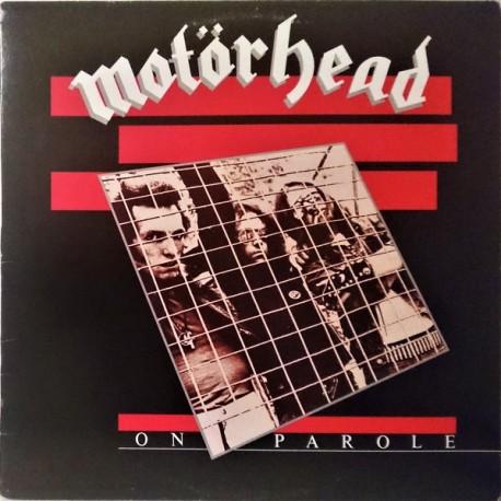 Motörhead – On Parole - Double LP Vinyl Album - Hard Rock Metal