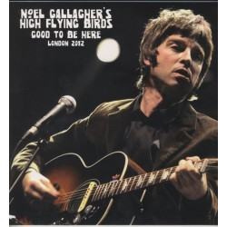 Noel Gallagher's High Flying Birds ‎– Good To Be Here - London 2012 - LP Vinyl Album Coloured - Brit Pop