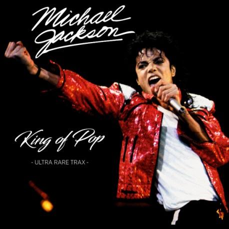 Michael Jackson – King Of Pop - Ultra Rare Trax - LP Vinyl Album - Funk Music