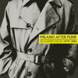 Milano After Punk 1979-1984 - LP Vinyl Album - Post Punk New Wave