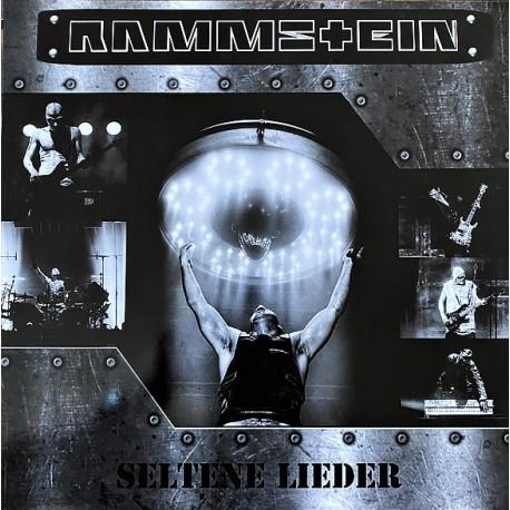 Rammstein – Seltene Lieder - LP Vinyl Album - Industrial Hard Rock