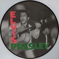 Elvis Presley ‎– Elvis Presley - LP Vinyl Album Picture Disc - Rock & Roll