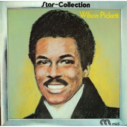 Wilson Pickett ‎– Star-Collection - LP Vinyl Album - Soul Music