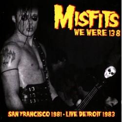 Misfits – We Were 138 - LP Vinyl Album - Garage Punk