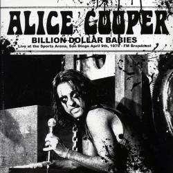 Alice Cooper – Billion Dollar Babies - LP Vinyl Album - Live 1979 - Hard Rock Music