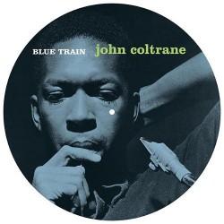 John Coltrane – Blue Train - LP Vinyl Album Picture Disc - Jazz Hard Bop