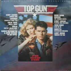 Top Gun - Original Motion Picture Soundtrack - LP Vinyl Album - OST Soundtrack