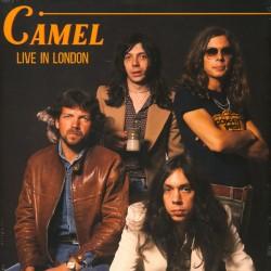 Camel – Live In London - LP Vinyl Album - Progressive Rock