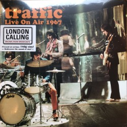 Traffic – Live On Air 1967 - LP Vinyl Album - Psychedelic Rock