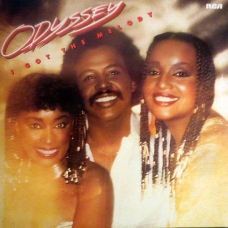 Odyssey - I Got The Melody - LP Vinyl Album - Funk Soul