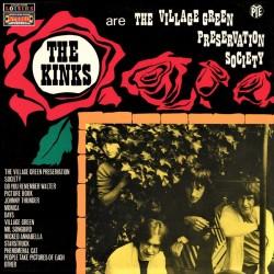 The Kinks Are The Village Green Preservation Society - LP Vinyl Album - Rock Music