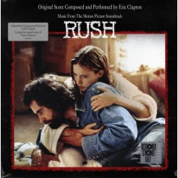 Eric Clapton – Music From The Motion Picture Soundtrack Rush - LP Vinyl Album - OST