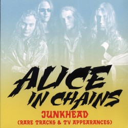 Alice In Chains – Junkhead - LP Vinyl Album - Alternative Rock