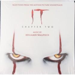 Benjamin Wallfisch – It: Chapter Two - LP Vinyl Album - Coloured - OST Soundtrack