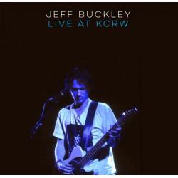 Jeff Buckley – Live At KCRW - LP Vinyl Album - Rock Music - Record Store Day