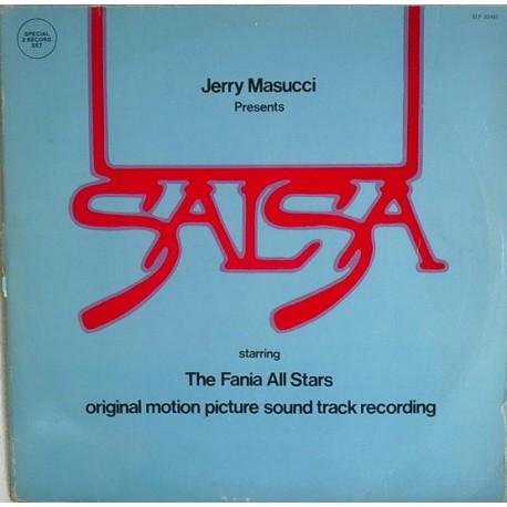 Musique de Film - Jerry Masucci Presents Salsa Starring The Fania All Stars - Double LP Vinyl