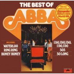 ABBA – The Best Of ABBA - LP Vinyl Album - Pop Music