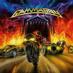 Gamma Ray ‎– To The Metal ! - Double LP Vinyl Orange - Heavy Metal - Record Store Day