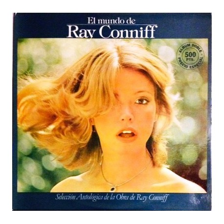 Musique de Film - Ray Conniff – El Mundo De Ray Conniff - Double LP Vinyl