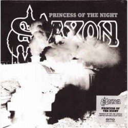 Saxon ‎– Princess Of The Night - Vinyl 7 inches - Record Store Day - Hard Rock