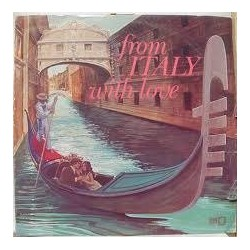 Musique de Film - From Italy With Love - Double LP Vinyl