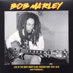 Bob Marley – Live At The Quiet Night Club - LP Vinyl Album - Reggae Music
