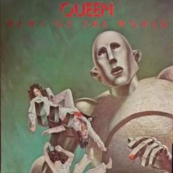 Queen – News Of The World - LP Vinyl Album Gatefold - Rock Music