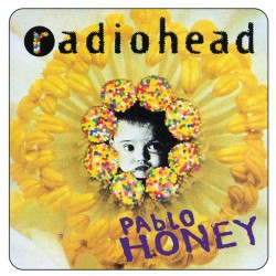 Radiohead ‎– Pablo Honey - LP Vinyl Album - Coloured