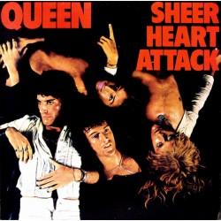 Queen – Sheer Heart Attack - LP Vinyl Album - Glam Rock