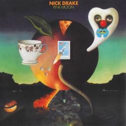 Nick Drake – Pink Moon - LP Vinyl Album Gatefold - Folk Rock
